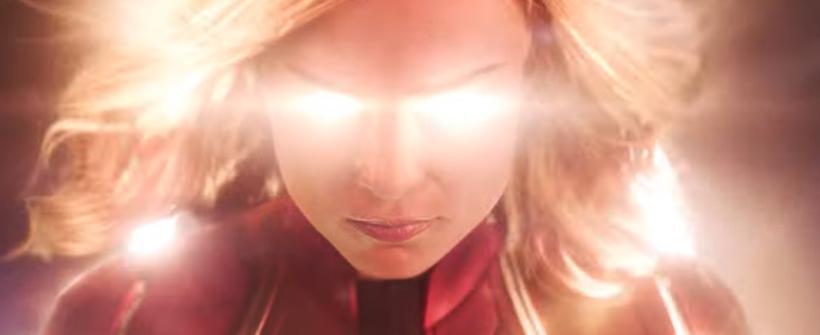 Capitana Marvel - Primer Tráiler (subtitulado)