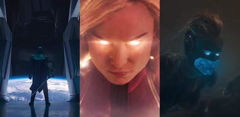 Capitana Marvel: todo lo que reveló el primer tráiler