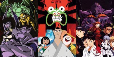 Series animadas que Netflix podría adaptar a live-action después de Avatar: La Leyenda de Aang