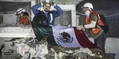 19S: Recordamos a la comunidad artística que brindó su apoyo a México