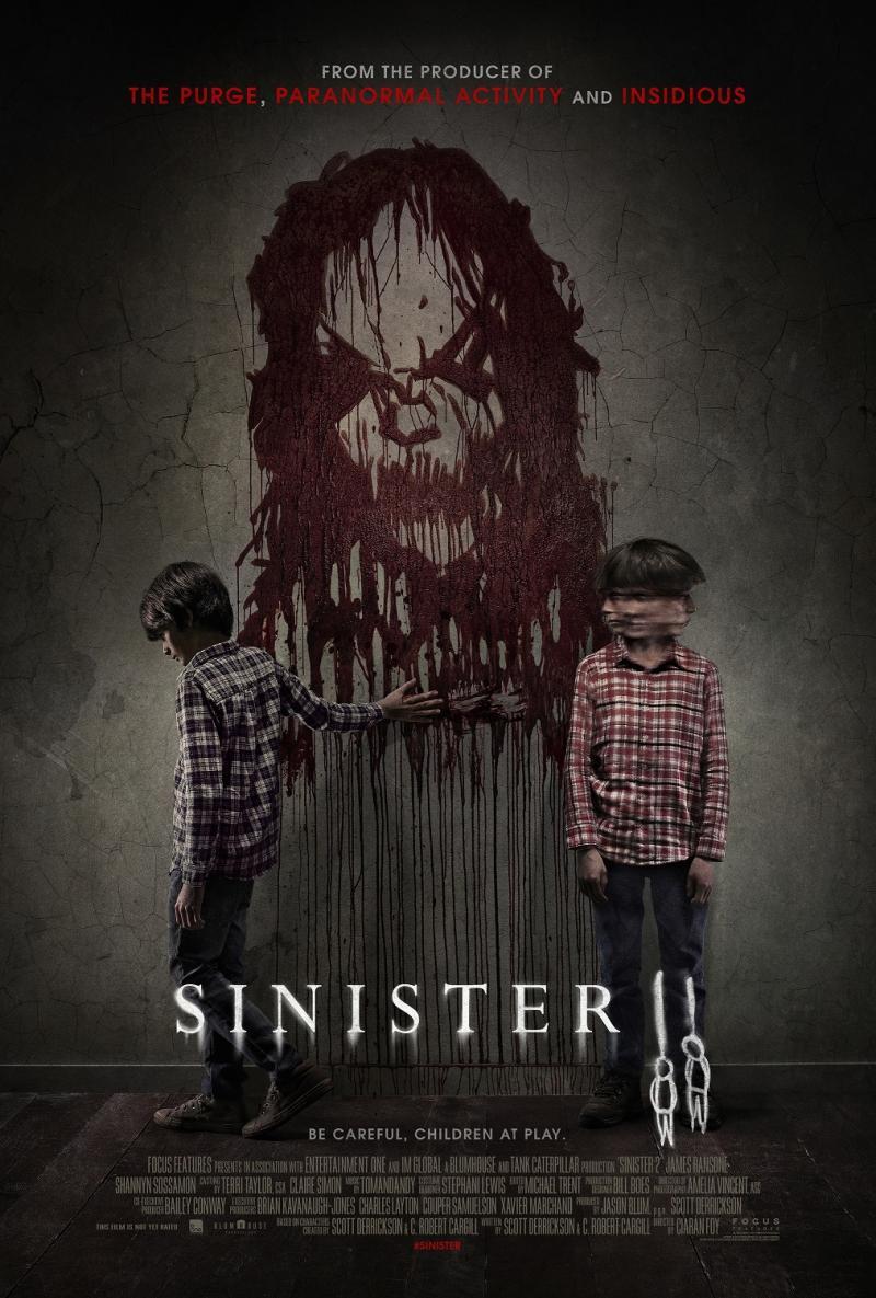"""Poster Oficial de """"Siniestro 2"""""""