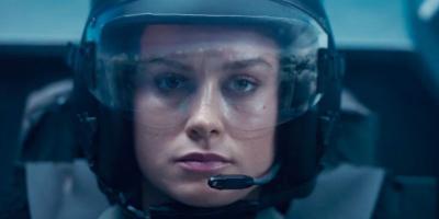 """Trolls """"fotoshopean"""" el rostro de Brie Larson por sonreír poco como Capitana Marvel y así les regresó las críticas"""