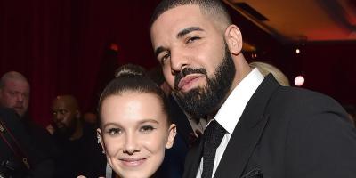 Millie Bobby Brown defiende su amistad con Drake