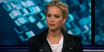 De actriz a activista social: Jennifer Lawrence arremete contra el gobierno de Estados Unidos