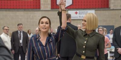 House of Cards: Claire Underwood anuncia en el nuevo teaser que se acabó el reinado del hombre blanco