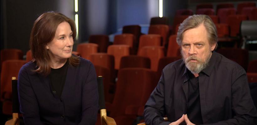 Kathleen Kennedy renueva su contrato con Disney, seguirá al frente de Star Wars por tres años