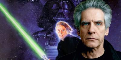 David Cronenberg rechazó dirigir El Regreso del Jedi
