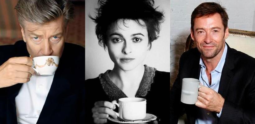 Celebridades que son adictas al café