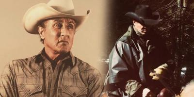 Rambo V: ve las graciosas reacciones a las primeras imágenes de Sylvester Stallone como vaquero