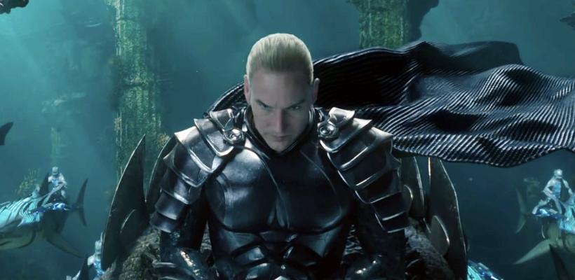 Aquaman presenta su nuevo y emocionante tráiler que revela al héroe con su traje clásico