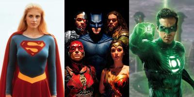 Peores fracasos en taquilla de películas de DC Comics