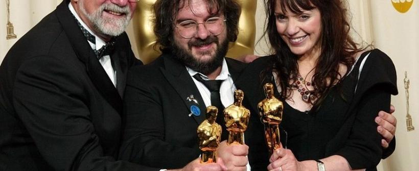 El Señor de los Anillos: El Retorno del Rey gana el Óscar a Mejor Película