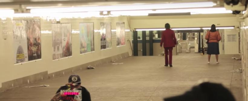 Joker | Nuevo footage con Joaquin Phoenix fumando