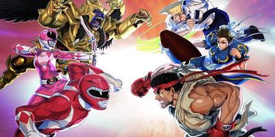 Power Rangers y Street Fighter tienen un épico crossover en un nuevo cortometraje