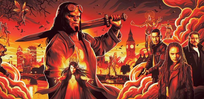 Hellboy: vean el primer tráiler filtrado que sorprendió a los fans