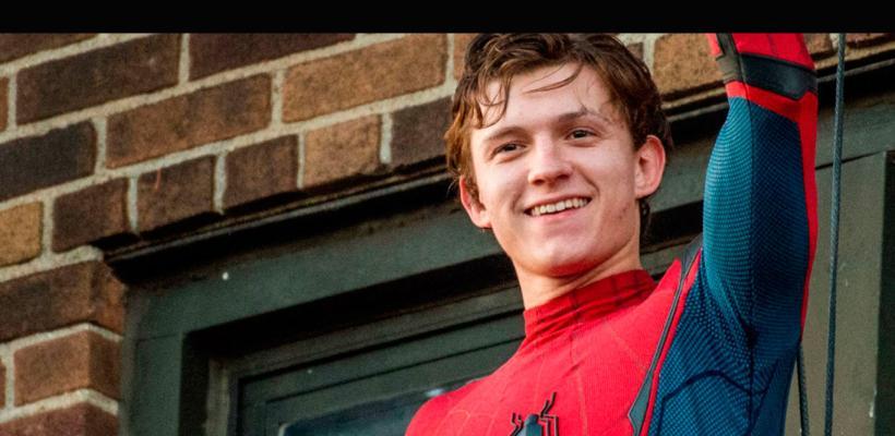Spider-Man: Far From Home | Tom Holland revela su nuevo traje
