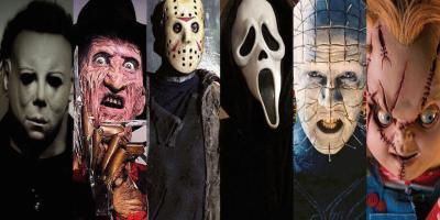 Los iconos de terror más letales del cine