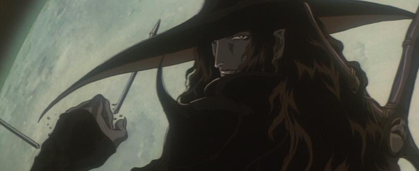Vampire Hunter D: Bloodlust - Tráiler