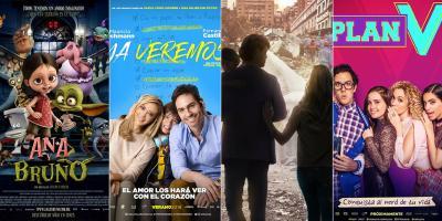 El cine mexicano estrenado en cartelera durante agosto y septiembre 2018