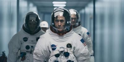 5 razones para ver El Primer Hombre en la Luna