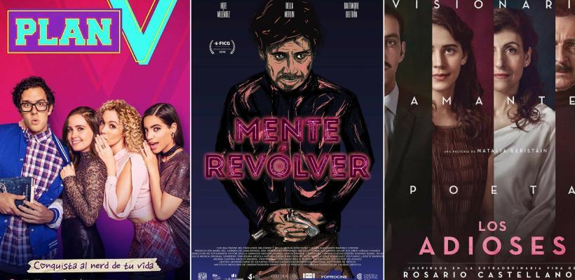 El cine mexicano estrenado en agosto 2018, bajo el escrutinio de la crítica