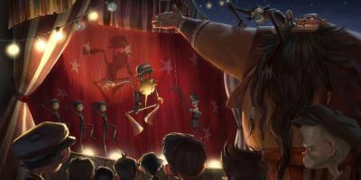 Pinocchio de Guillermo del Toro será producida por Netflix