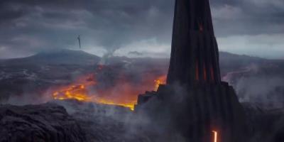 Star Wars: se revela el impactante origen del castillo de Darth Vader en Mustafar