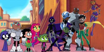 Teen Titans y Teen Titans Go! tendrán un épico crossover