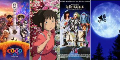 Las 10 mejores películas de terror para niños
