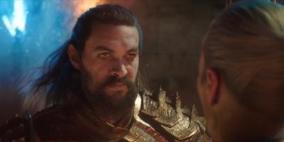 Aquaman tendrá el peor fin de semana de estreno de su universo cinematográfico