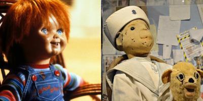 Muñeco que inspiró Chucky es acusado de maldecir a público de un museo