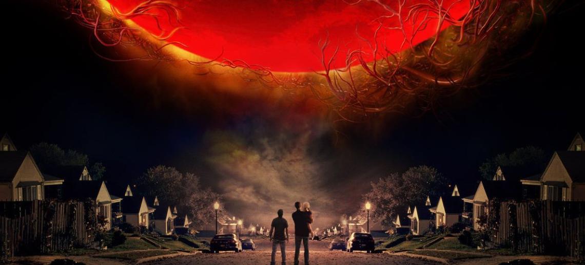 La guerra de los mundos protagonizada por Tom Cruise y Dakota Fanning