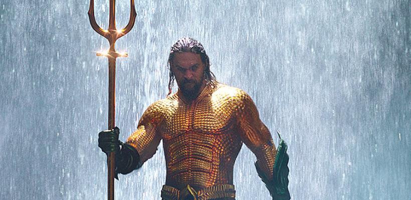 Aquaman ya tiene primeras reacciones de los fans