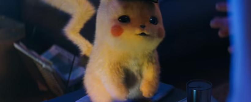 Detective Pikachu - Tráiler # 1 (subtitulado)