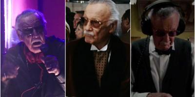 Los mejores cameos de Stan Lee: De Los 4 Fántásticos a Jóvenes Titanes en Acción: La Película