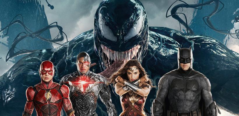 Venom ya superó a Liga de la Justicia en taquilla mundial