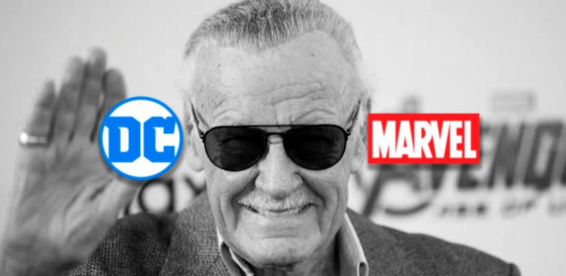 DC y Marvel se unen para rendir homenaje a Stan Lee