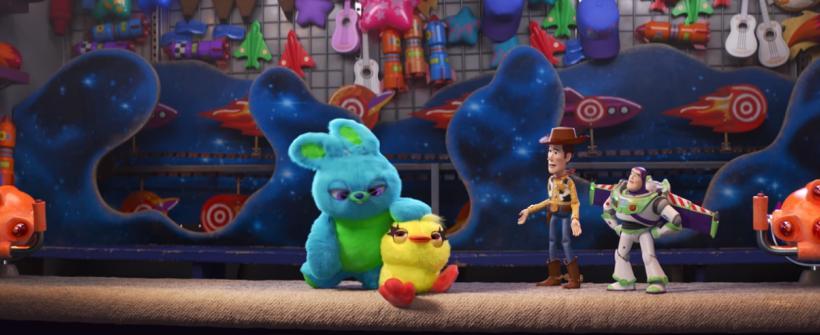 Segundo Teaser de Toy Story 4