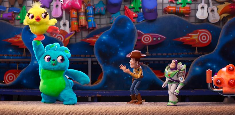Toy Story 4 presenta su segundo teaser