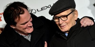 Playboy asegura que las declaraciones de Ennio Morricone sobre Quentin Tarantino son ciertas