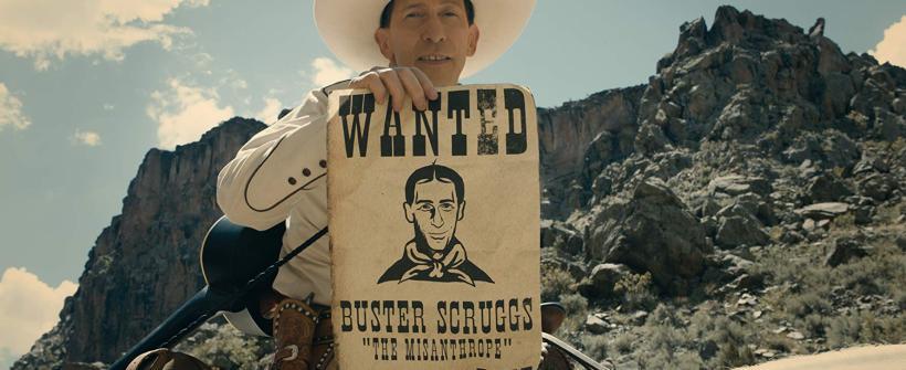 La balada de Buster Scruggs - Tráiler oficial subtitulado al español