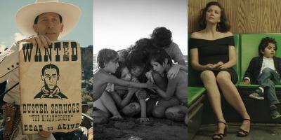 Películas de streaming que han conquistado grandes premios