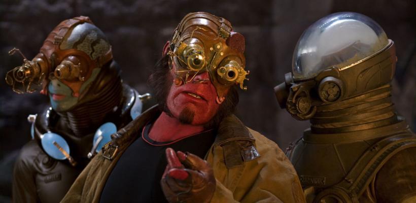 """Ron Perlman sigue """"herido"""" por no haber completado la trilogía de Hellboy"""