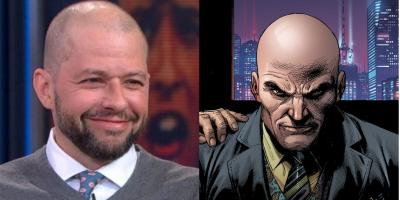 Actor de Two and A Half Men será Lex Luthor en Supergirl