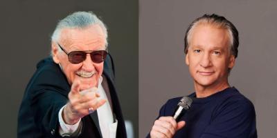 Bill Maher pone en duda el legado de Stan Lee y provoca la ira de los fans