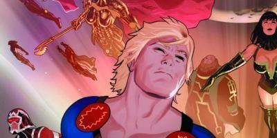 The Eternals: se revela la lista de personajes y los detalles del próximo filme de Marvel