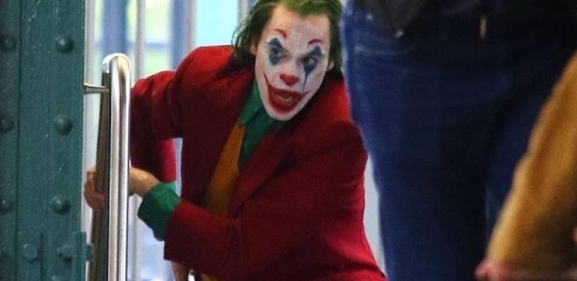 Joker: nuevo video nos muestra a Joaquin Phoenix siendo atropellado