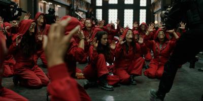 La Casa de Papel se convierte en la primera serie española en ganar un Emmy