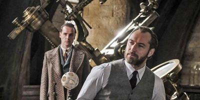 Jude Law cree que el mundo está listo para un Dumbledore gay