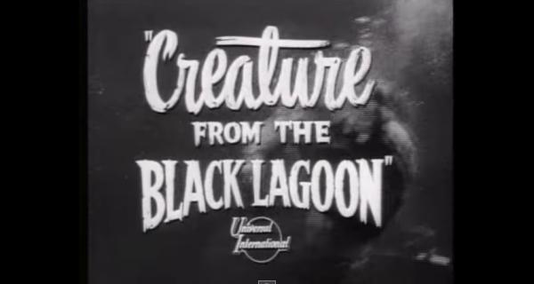 El Monstruo de la Laguna Negra (1954) - Trailer